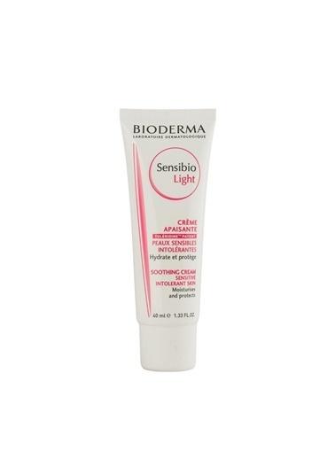 Bioderma BIODERMA Sensibio Light Cream 40 ml Renksiz